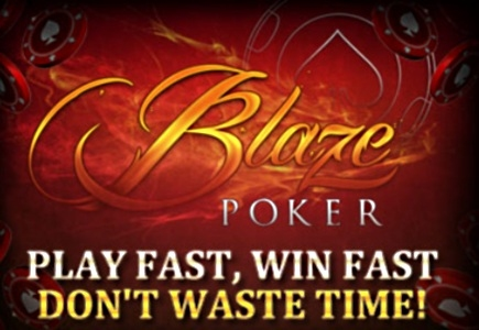 Blaze Poker Live at 32Red Poker