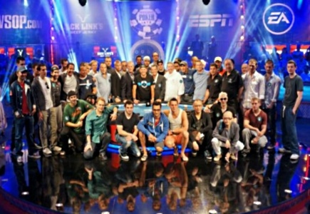 Update: Big One For One Drop Ready for Final Table