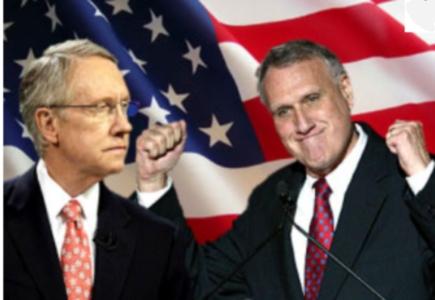 Reid Seeks Republican Support