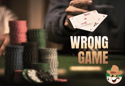 Wrong Games