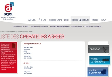 New Operators Request Repeal of Licenses in France