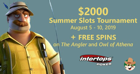 Intertops Poker Lines Up Betsoft's Player Favorites in $2000 Online Slots Tournament