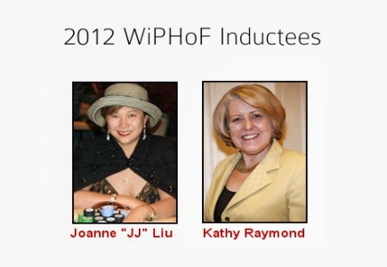 JJ Liu and Kathy Raymond to be Inducted into Women in Poker Hall of Fame