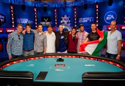 WSOP Main Event Final Table Reunites This Week!