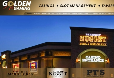 Golden Gaming Group the Latest Nevada Licence Applicant
