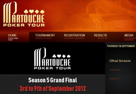 Update: Partouche Marketing Director to Resign, Partouche Poker Tour No More