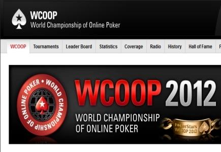 WCOOP Win for Maratik