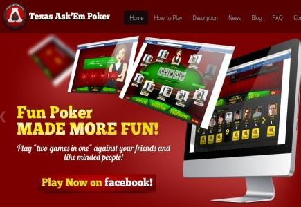 Texas Ask'em Poker Launching Mobile Version