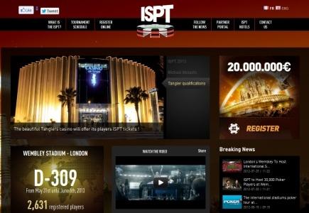 Mizrachi Becomes ISPT's New Ambassador