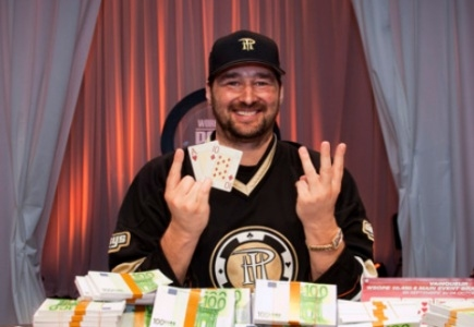 WSOPE Main Event Goes to Hellmuth