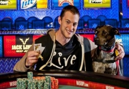 Update: Tough Battle Brings Weissman First WSOP Bracelet