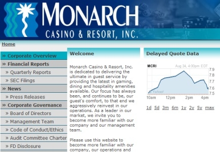 Update: Monarch Interactive Gets Nevada Gaming Commission's Nod!