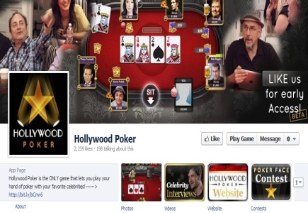 Hollywood Poker Goes Live Again